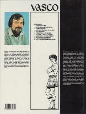 Verso de Vasco -2a1991- Le prisonnier de Satan