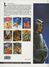 Verso de Les aigles décapitées -3b1995- Les éperons d'or