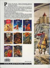 Verso de Les aigles décapitées -6a1995- Alix