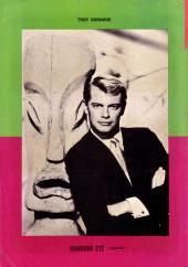 Verso de Movie Comics (Gold Key) -307- Hawaiian Eye: The Case of the Brunette Blonde
