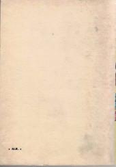 Verso de Battler Britton (Imperia) -Rec34- Collection Reliée N°34 (du n° 265 au n° 272)
