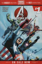 Verso de All-New X-Men (Marvel comics - 2012) -21- Issue 21