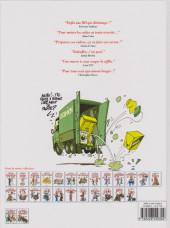 Verso de La vérité sur -5a2006- Le déménagement