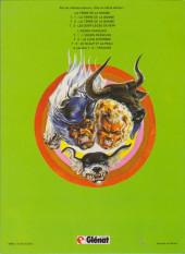 Verso de La terre de la bombe - Tome 1a1982'