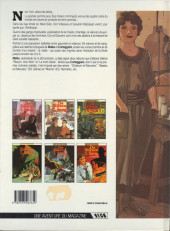 Verso de De silence et de sang -2b1993- Mulberry Street