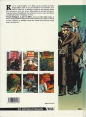Verso de De silence et de sang -4a1993- Les vêpres siciliennes