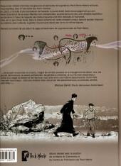 Verso de Les chevaux du Pech Merle -2- Réminiscence