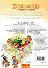 Verso de Iznogoud -24b2008- Les retours d'Iznogoud