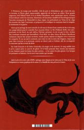 Verso de A Game of Thrones -7- La bataille des rois - Volume I