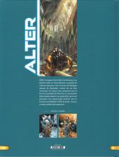 Verso de Alter (Pelaez/Laval NG) -1- Ceux qui partent