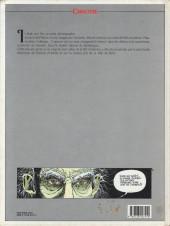 Verso de Balade au Bout du monde -1c1992- La prison