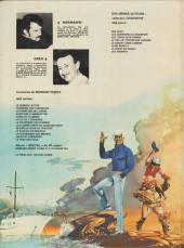 Verso de Bernard Prince -10a1980- Le souffle de Moloch