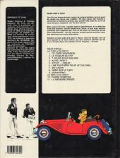 Verso de Clifton -8a1987- Week-end à tuer
