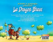Verso de Fées et dragons -2- Le dragon péteur