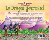 Verso de Fées et dragons -3- Le dragon gourmand