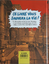 Verso de Ultimex (Lapin) -5- Strip Club