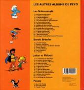 Verso de Pierrot et la lampe