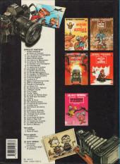 Verso de Spirou et Fantasio -23a1991- Tora Torapa