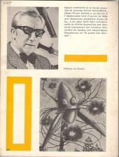 Verso de (AUT) Jacobs, Edgar P. - La guerre des mondes