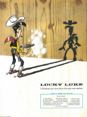 Verso de Lucky Luke -44a1978- La guérison des Dalton