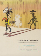 Verso de Lucky Luke -33a1972- Le Pied-Tendre