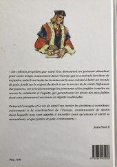Verso de Des Pays et des Hommes - Saint Yves