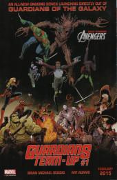 Verso de All-New X-Men (Marvel comics - 2012) -35- Issue 35