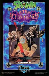 Verso de Spawn (1992) -44- Avenger