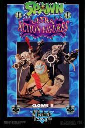 Verso de Spawn (1992) -45- Warriors