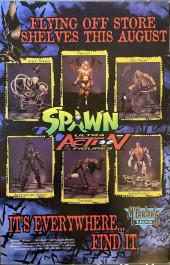 Verso de Spawn (1992) -51- Freefall