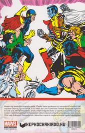 Verso de X-Men (en hongrois) -1- Új Nemzedék