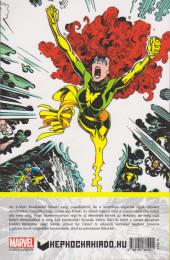 Verso de X-Men (en hongrois) -2- Mint Főnix a hamvaiból
