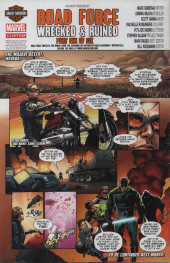 Verso de Wolverine and the X-Men Vol.2 (Marvel comics - 2014) -4- Tomorrow Never Learns, Chapter 4: In The Land Of The Blind...