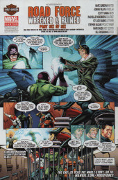 Verso de Wolverine and the X-Men Vol.2 (Marvel comics - 2014) -10- Untitled