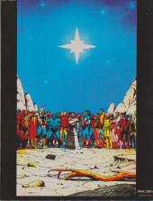 Verso de Top BD -2- La mort de Captain Marvel