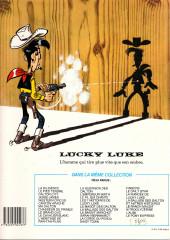 Verso de Lucky Luke -52a1992- Fingers