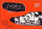 Verso de À table ! (Rabaté) - À table !