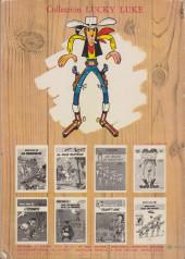 Verso de Lucky Luke -2b1968- Rodéo