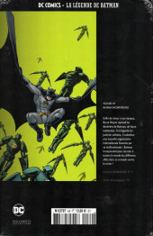 Verso de DC Comics - La légende de Batman -6953- Batman incorporated
