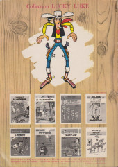 Verso de Lucky Luke -3b1969'- Arizona