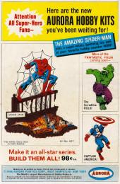 Verso de Marvel Tales Vol.2 (Marvel Comics - 1966) -7- Issue # 7