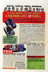 Verso de Marvel Tales Vol.2 (Marvel comics - 1966) -10- Issue # 10