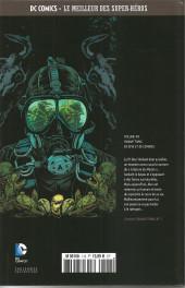 Verso de DC Comics - Le Meilleur des Super-Héros -118- Swanp Thing - De Sèves et de Cendres