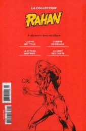 Verso de Rahan - La Collection (Hachette) -5- Tome 5