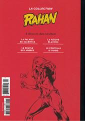 Verso de Rahan - La Collection (Hachette) -6- Tome 6
