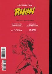 Verso de Rahan - La Collection (Hachette) -7- Tome 7
