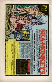 Verso de Doomsday.1 (Charlton Comics - 1975) -11- Rule of Fear