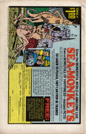 Verso de Doomsday.1 (Charlton Comics - 1975) -12- All the Beautiful People