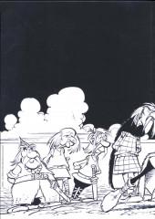 Verso de (Catalogues) Ventes aux enchères - Millon - Millon - Bande Dessinées - Dimanche 9 décembre 2012