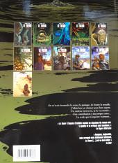Verso de Le tueur -8a2013- L'ordre naturel des choses